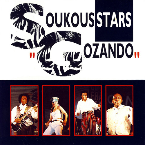 Play & Download Gozando by Soukous Stars | Napster