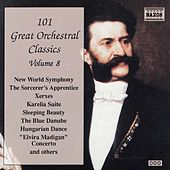 101 Great Orchestral Classics Vol. 8 by Various Artists