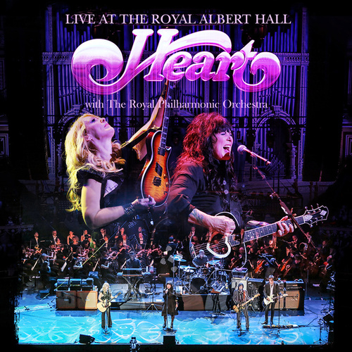 Live At The Royal Albert Hall by Heart