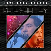 Live from London by Pete Shelley