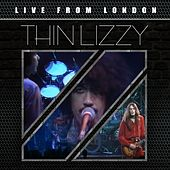 Live from London von Thin Lizzy