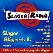 Sláger Slágerek 2. by Various Artists