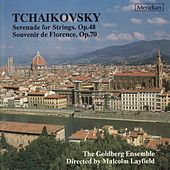 Play & Download Tchaikovsky: Serenade for Strings & Souvenir de Florence by The Goldberg Ensemble | Napster