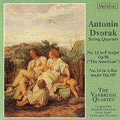 Dvorak: String Quartets Nos. 12 & 14 by Vanbrugh Quartet