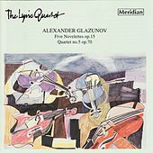 Glazunov: 5 Novelettes - Quartet No. 5 by Lyric Quartet