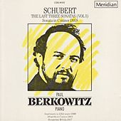 Schubert: The Last Three Sonatas, Vol. 1 by Paul Berkowitz