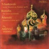 Tchaikovsky: Sextet