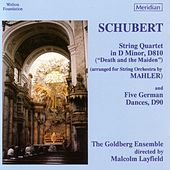 Play & Download Schubert: Death and the Maiden / Five German Dances by The Goldberg Ensemble | Napster