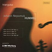 Play & Download Hummel: Piano Trios by Trian3ulus | Napster