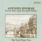 Dvořák: Piano Trios Op. 65 & Op. 90 by York Piano Trio