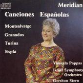 Play & Download Canciones Españolas by Yannula Pappas | Napster