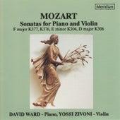 Mozart: Sonatas for Piano and Violin by David Ward
