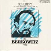 Schubert: The Last Three Sonatas, Vol. 3 by Paul Berkowitz