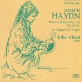 Haydn: Piano Sonatas Nos. 50, 54 & 55 - Adagio in F Major by Julia Cload