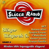 Sláger Slágerek 5. by Various Artists