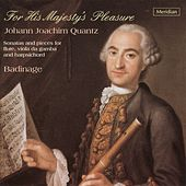 Quantz: For His Majesty's Pleasure by Badinage