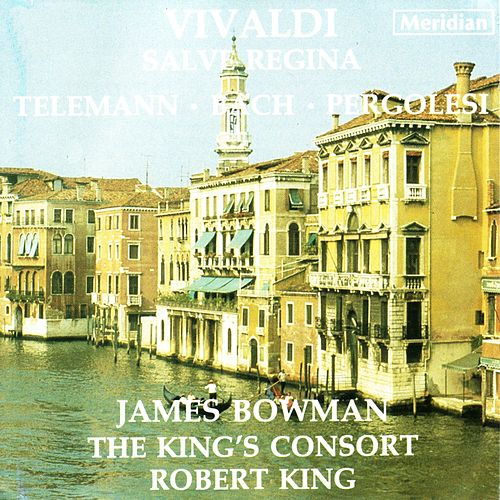 Play & Download Vivaldi: Salve Regina / Telemann: Easter Cantata by James Bowman | Napster