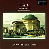 Liszt: Fantasias, etc. Derived from Operas by Antony Peebles