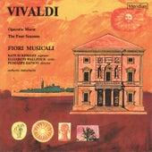 Vivaldi: Operatic Music - The Four Seasons by Elizabeth Wallfisch