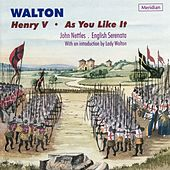 Walton: Henry V - As You Like It by Lorna Rushton