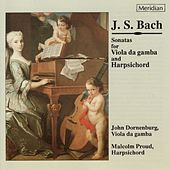 Play & Download Bach: Sonatas for Viola de Gamba and Harpsichord by Malcolm Proud | Napster