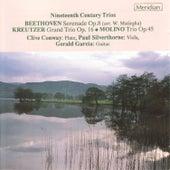 Nineteenth Century Trios by Gerald Garcia
