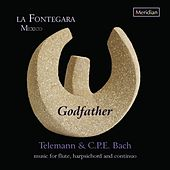 Play & Download Telemann & C.P.E. Bach: Music for Flute, Harpsichord and Continuo by La Fontegara | Napster