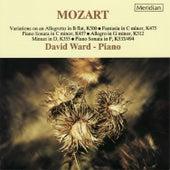 Mozart: Piano Music by David Ward