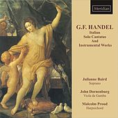 Play & Download Handel: Italian Solo Cantatas and Instrumental Works by Malcolm Proud | Napster