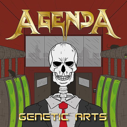 Play & Download Genetic Arts by The Agenda | Napster