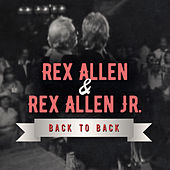 Play & Download Rex Allen Sr & Rex Allen Jr - Live at Church Street Station by Various Artists | Napster