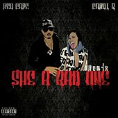 Play & Download She a Bad One (Bba) [Remix] (feat. Cardi B) by Red Cafe | Napster