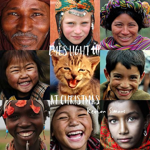 Play & Download Eyes Light up at Christmas by Keaton Simons | Napster