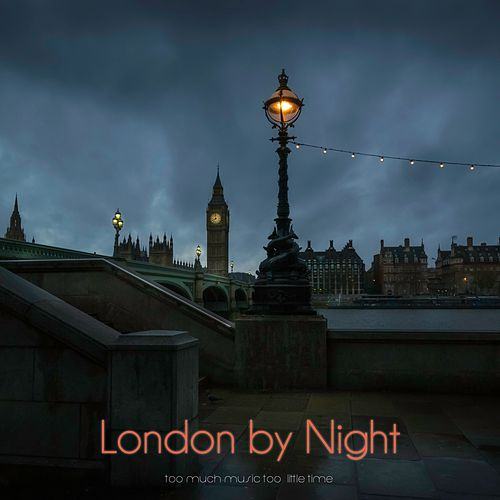London by Night (So Much Music Too Little Time) von Johnny Kidd