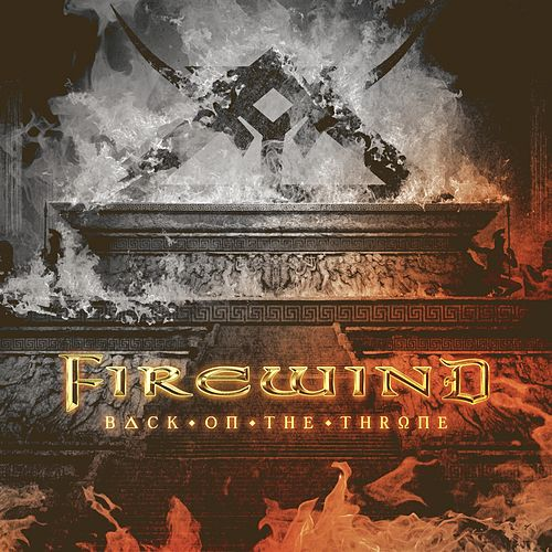 Back on the Throne by Firewind