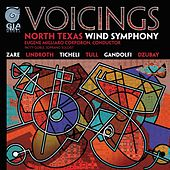 Play & Download Voicings by North Texas Wind Symphony | Napster