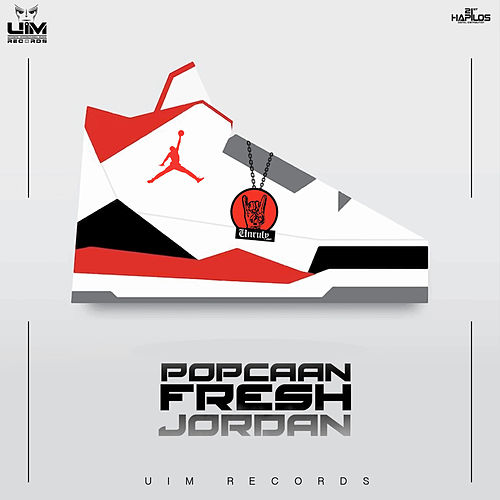 Play & Download Fresh Jordan - Single by Popcaan | Napster