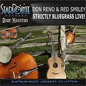 Strictly Bluegrass Live! by Don Reno