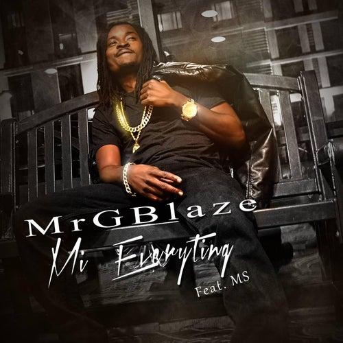 Mi Everyting (feat. M.S) by Mrgblaze
