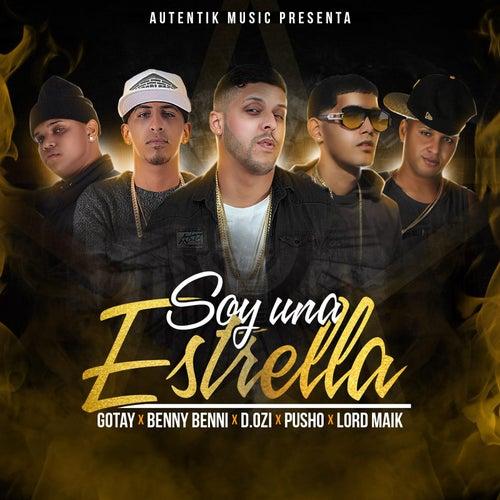 Soy una Estrella (feat. Pusho, Dozi, Benny Benni & Lord Maik) by Gotay