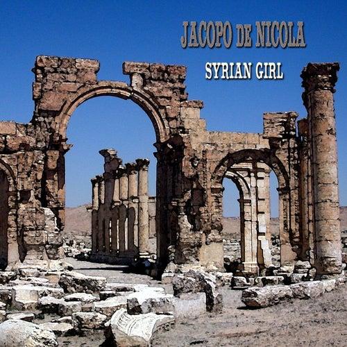 Syrian Girl by Jacopo De Nicola