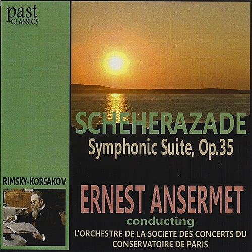 Rimsky-Korsakov: Scheherazade Symphonic Suite, Op.35 von L'Orchestre de la Societe des Concerts du Conservatoire de Paris
