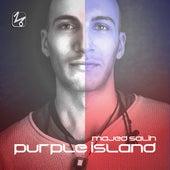 Purple Island by Majed Salih