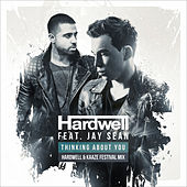Play & Download Thinking About You (Hardwell & Kaaze Festival Mix) by Jay Sean | Napster