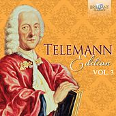 Telemann Edition, Vol. 3 by Various Artists