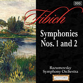 Play & Download Fibich: Symphonies Nos. 1 and 2 by Razumovsky Symphony Orchestra and Andrew Mogrelia | Napster