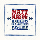 Play & Download America's Favorite Pastime by Matt Mason | Napster