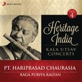 Play & Download Heritage India (Kala Utsav Concerts, Vol. 4) [Live] by Pt.Hari Prasad Chaurasia   Napster