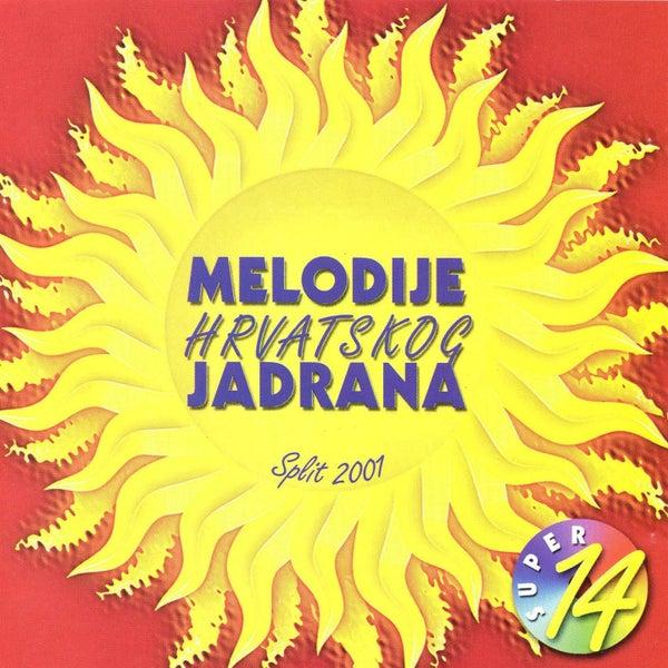 Various - Melodije Jadrana 1. - Split 66