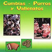 Play & Download Cumbias, Porros y Vallenatos by Various Artists | Napster